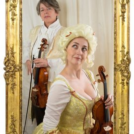 Going for Baroque (Violin Duo)