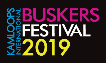 Kamloops International Buskers Festival - July 25 - 28, 2019